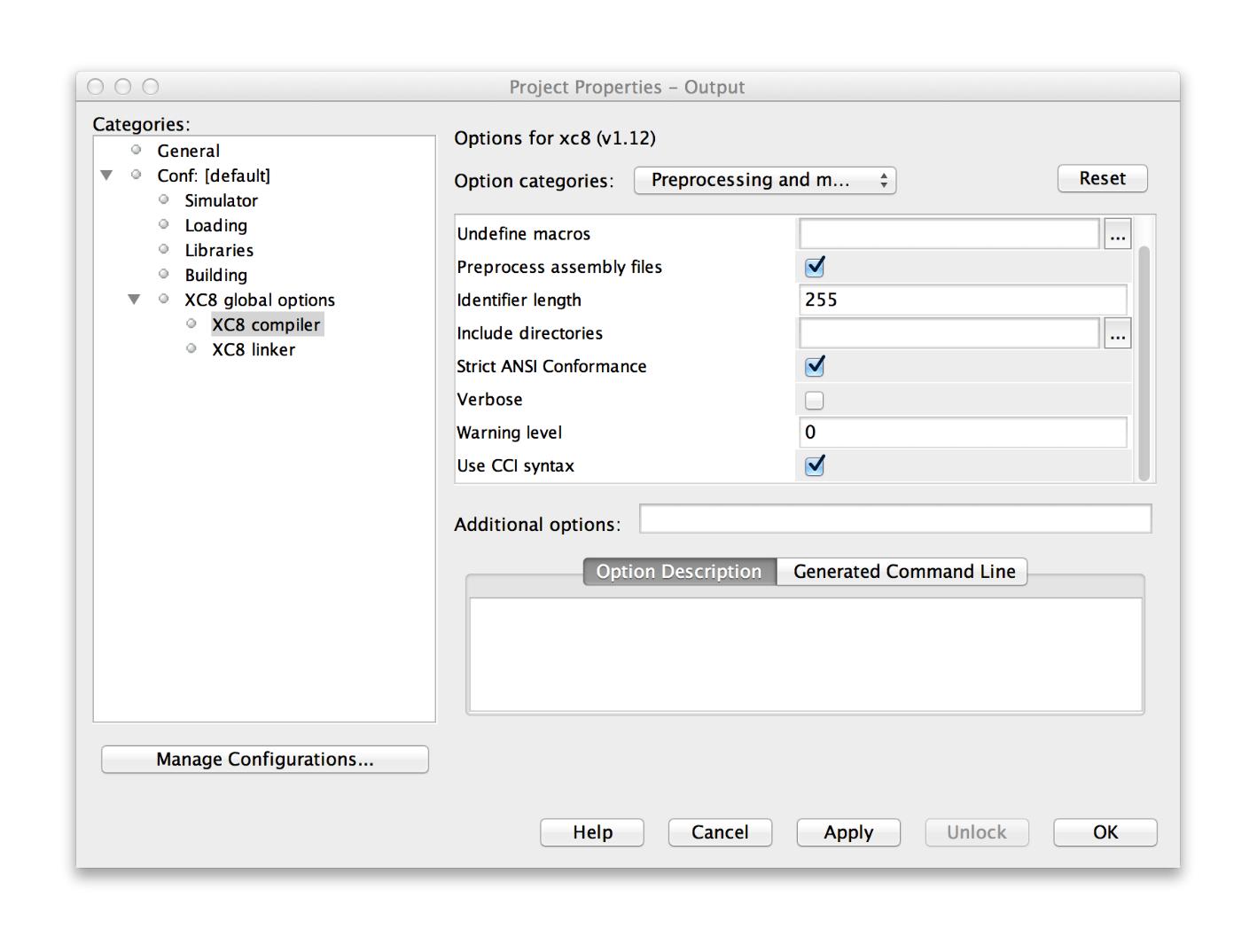 Sirius microSystems - MPLABX C tutorial
